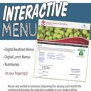 This January...Interactive Menus!