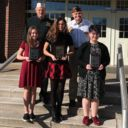 Patriot's Pen Winners from LCJSMS