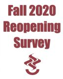 Fall Reopening Survey