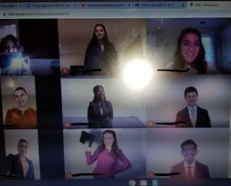 SHS Speech and Debate Team Compete Virtually