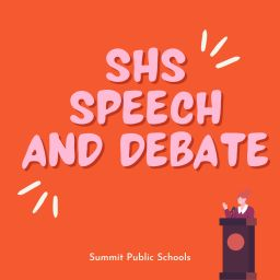 SHS Speech and Debate Succeed in November Competitions