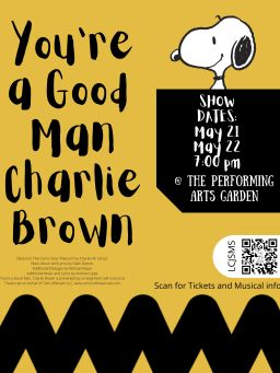 LCJSMS Presents 'You're a Good Man, Charlie Brown'